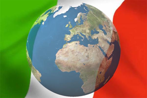 L' atlante del cibo Made in Italy nel mondo