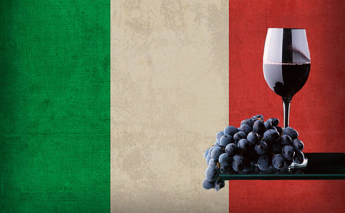 Vino Made in Italy, cresce l' export toscano