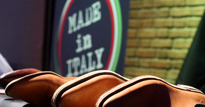 Le scarpe Made in Italy spopolano in Germania, Cina e Corea del Sud.