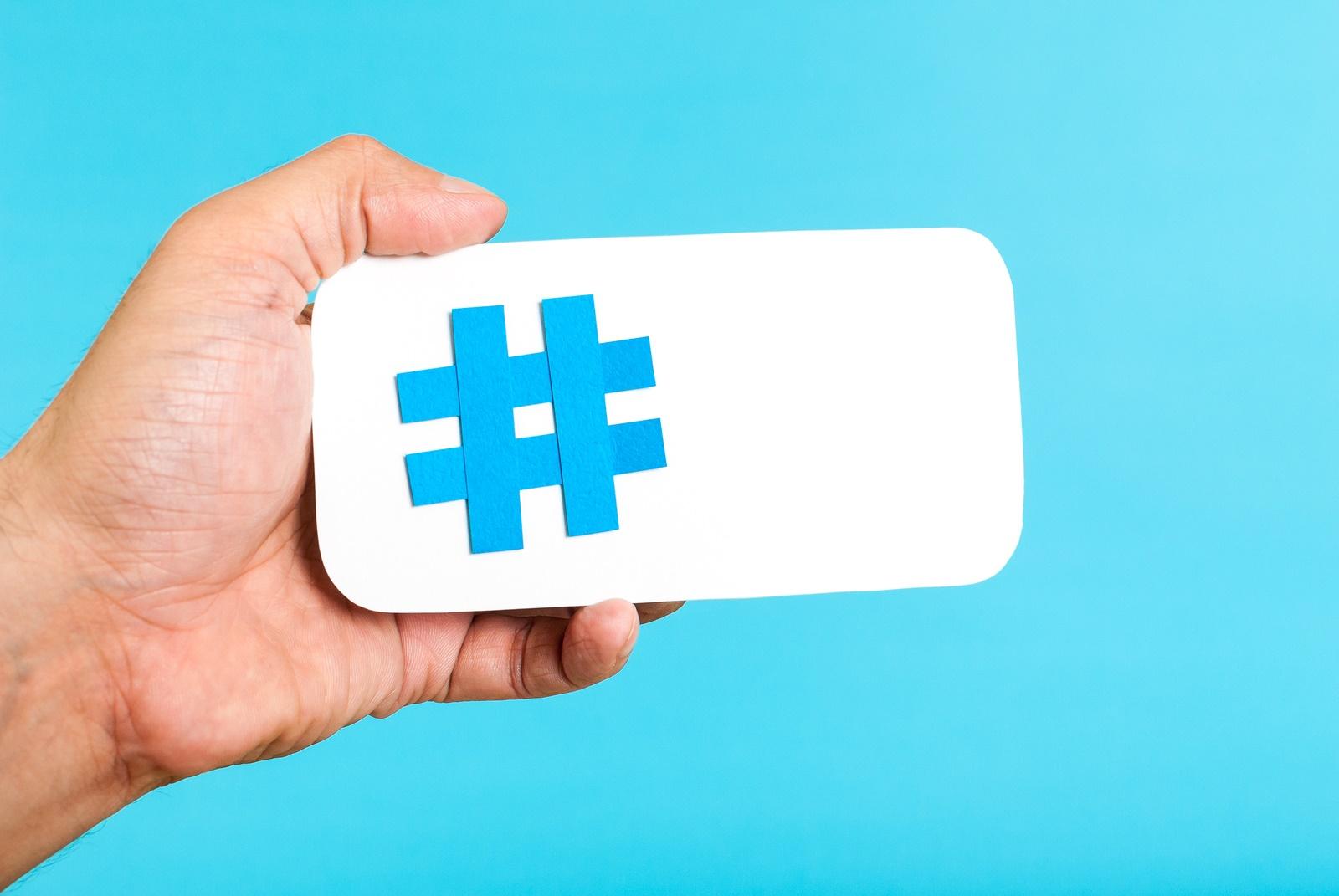 Hashtag: come sfruttarli al meglio