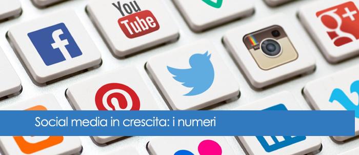 Social media nei prossimi anni: utenti in aumento