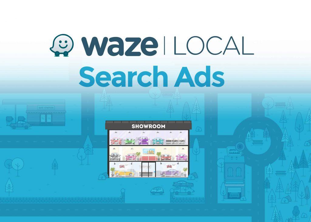 waze search ads