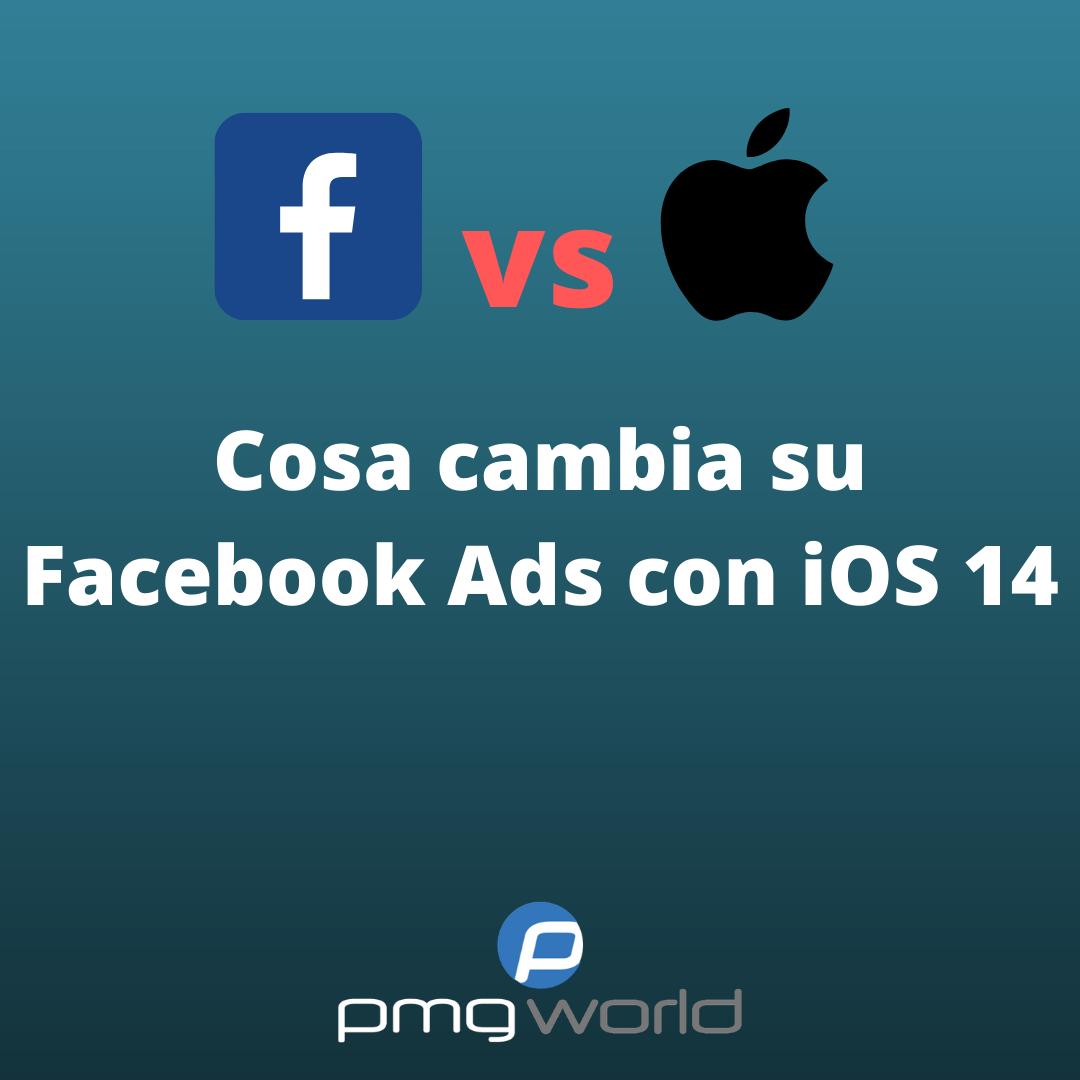 Cosa cambia su Facebook Ads con iOS 14